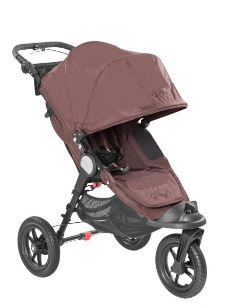 Baby Jogger City Elite Brown