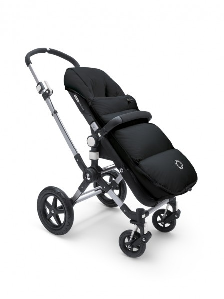 Bugaboo Fußsack High Performance schwarz