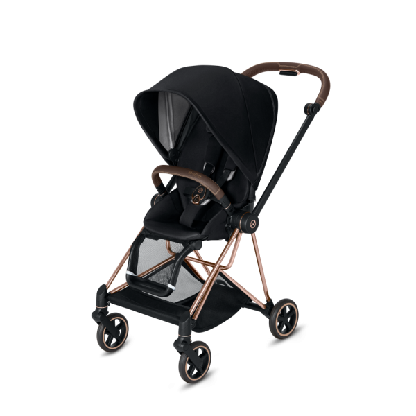 Cybex MIOS Rosegold inkl. Lux Seatpack 2019
