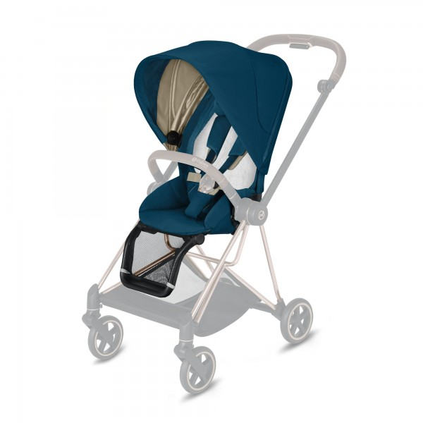 Cybex MIOS inkl. Lux Seatpack 2020