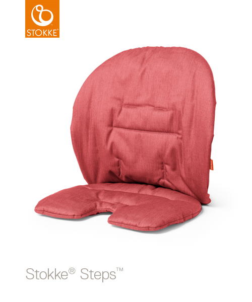 STOKKE STEPS Cushion red