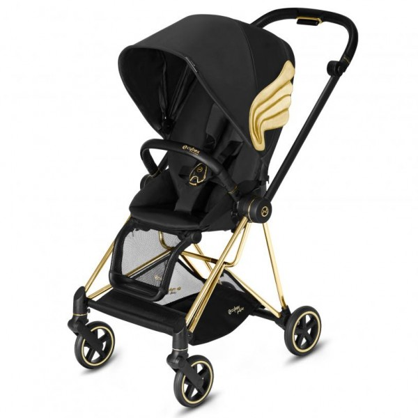 Cybex MIOS inkl. Lux Seatpack by Jeremy Scott
