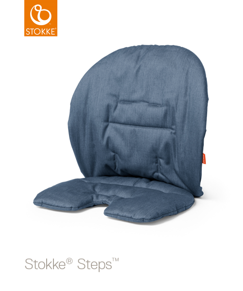 Stokke Steps Cushion blue