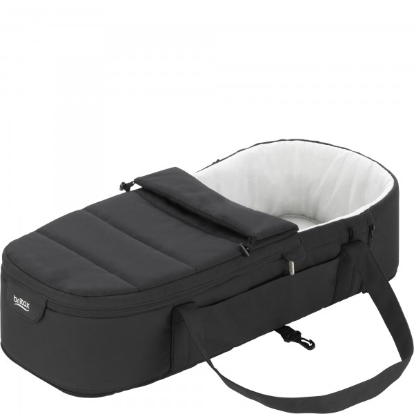 Britax GO BIG Softtragetasche Cosmos Black
