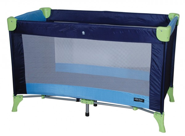Baby Plus Reisebett Lucca C 10-02 (Navy/Blue/Green)