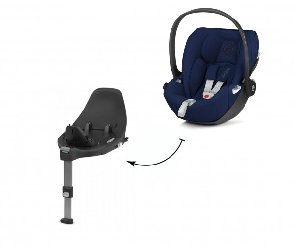 Cybex Cloud Z i-Size inkl. Basisstation Base Z
